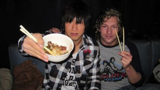 kenny and ibushi 1