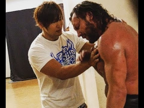 kenny and ibushi 3