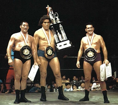 Gotch, Andre and Robinson